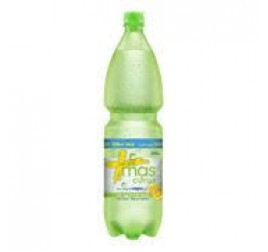 CACHANTUN MAS LIMON JENGIBRE PET 500CC (X12)