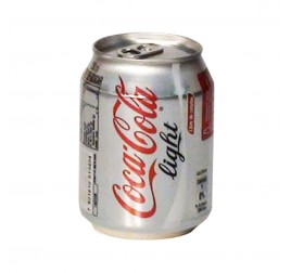COCA-COLA LIGHT LATA 220CC (X6)