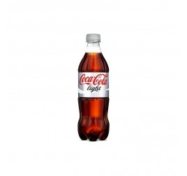 COCA-COLA LIGTH PET 591CC (X6)