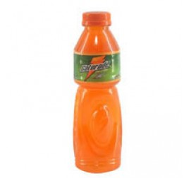 GATORADE NARANJA PET 500 (X6)