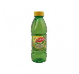 ICE TEA LIPTON GREEN PET400CC (X6)