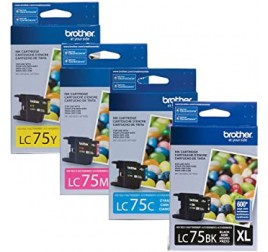 TINTA IMPRESORA BROTHER LC75 NEGRO (X1)