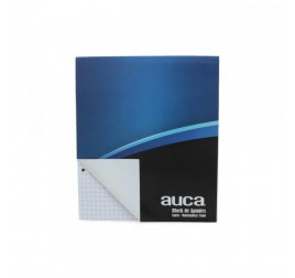 BLOCK AUCA CARTA MATEMATICA 7MM 80H